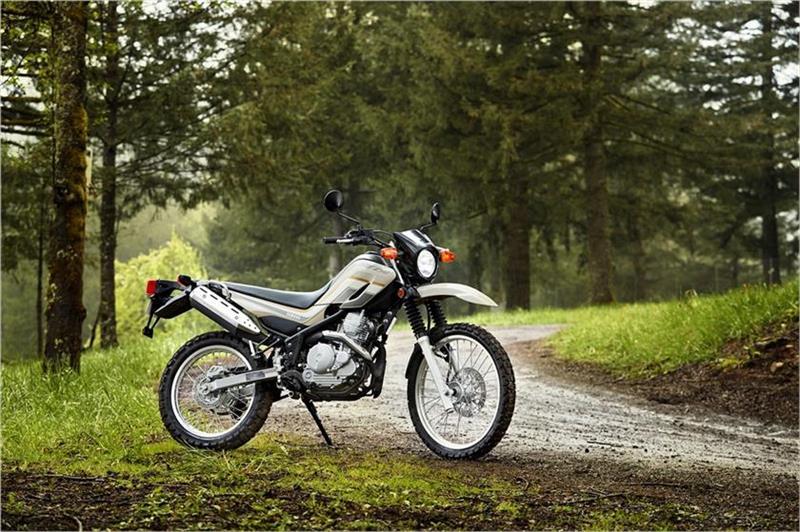 Yamaha XT 250 2019