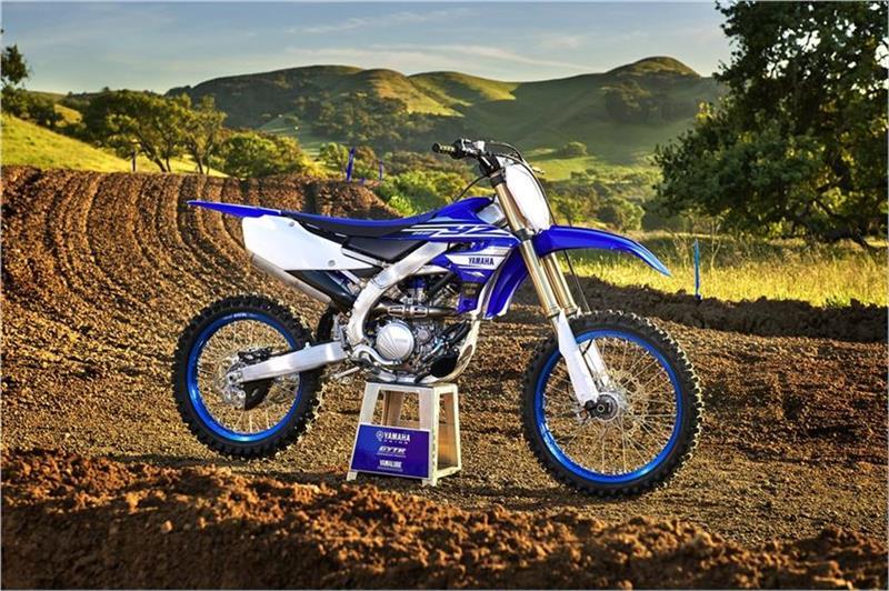 Yamaha YZ250F 4 TEMPS 2019