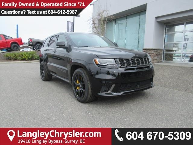2018 Jeep Grand Cherokee Trackhawk #J332353