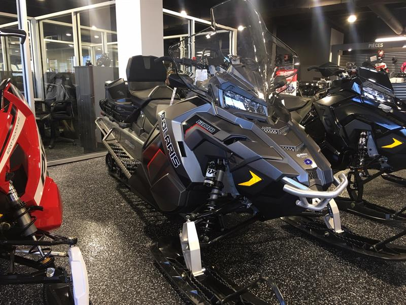 Polaris 800 Titan Adventure 155 ES 2019