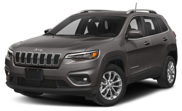 2019 Jeep Cherokee North #K274713
