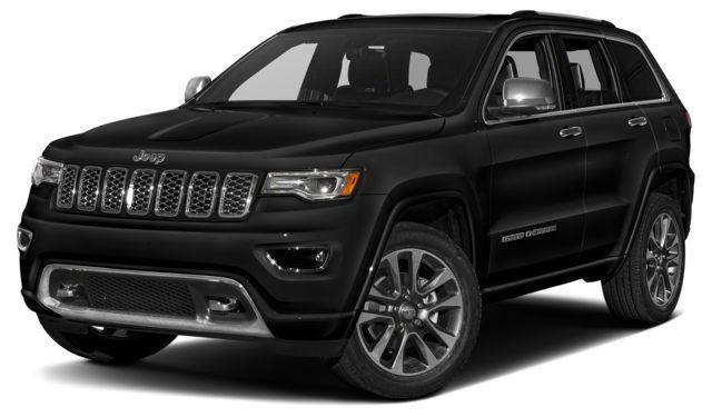 2018 Jeep Grand Cherokee Overland #J470734
