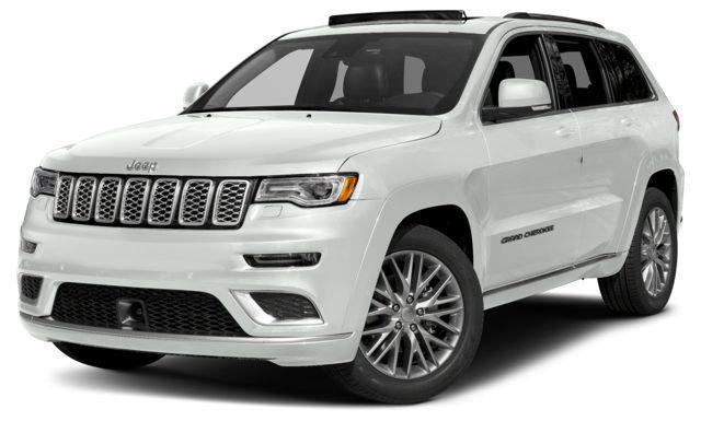 2018 Jeep Grand Cherokee Summit #J433469