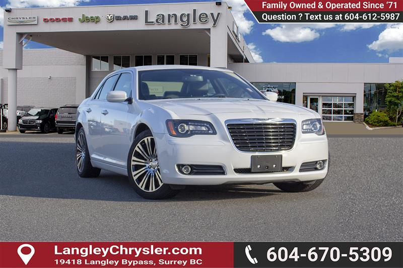 2013 Chrysler 300 S #J365486A
