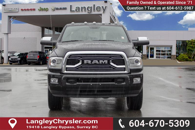 2017 Ram 3500 Longhorn Used for sale in Surrey at Langley