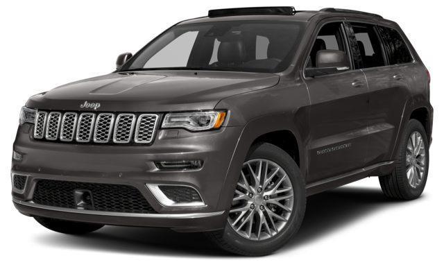 2019 Jeep Grand Cherokee Summit #K598388