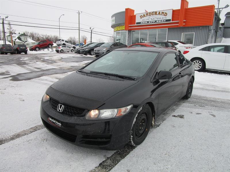 Honda Civic Cpe 2011 2dr Man SE #2436b