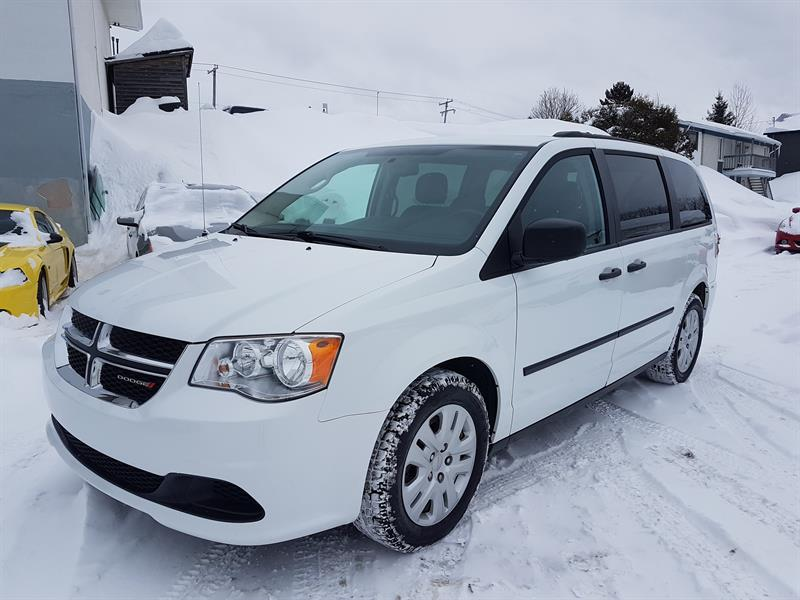 2015 Dodge Grand Caravan SE Value Package