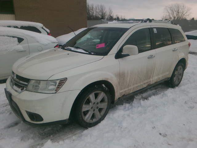 Dodge Journey 2013 AWD 4dr R-T+7 PASS+TOIT+NAV+CUIR+WOW! #UD5099