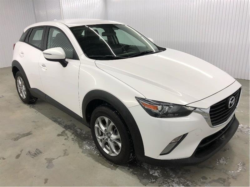 Mazda CX-3 2018 GS Auto AWD