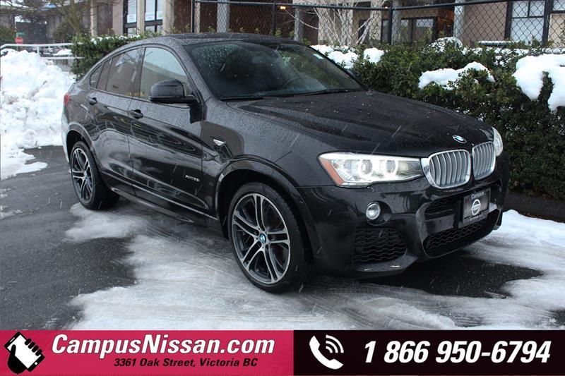2015 BMW X4 | xDrive35i | AWD w/ Navigation #8-U499A