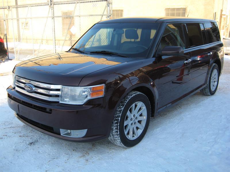2010 Ford Flex 4dr SEL FWD #A42289