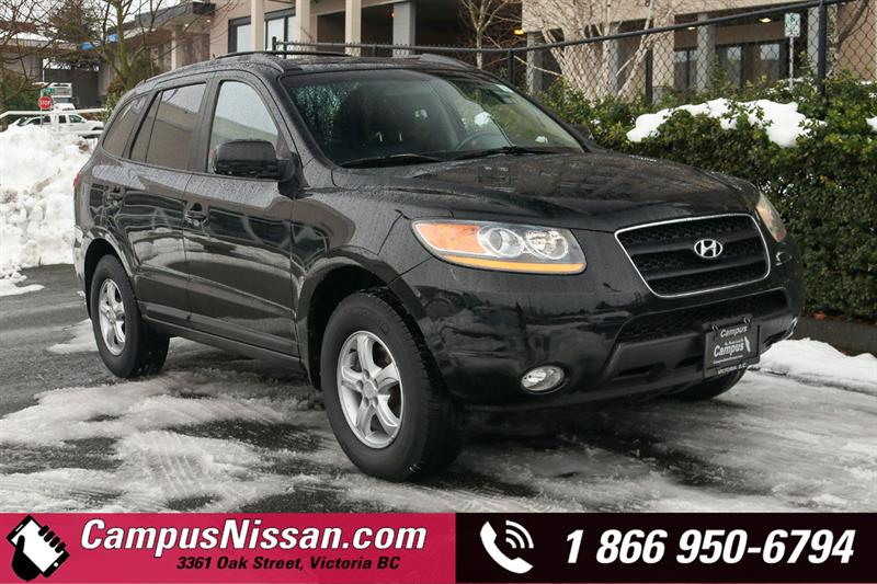 2009 Hyundai Santa Fe | GLS | AWD w/ Heated Seats #8-T053A