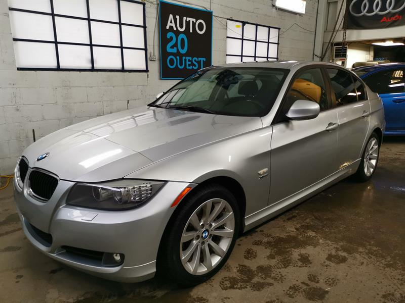 2011 BMW 3 Series 4dr Sdn 328i xDrive AWD Ed South Africa #A-19022
