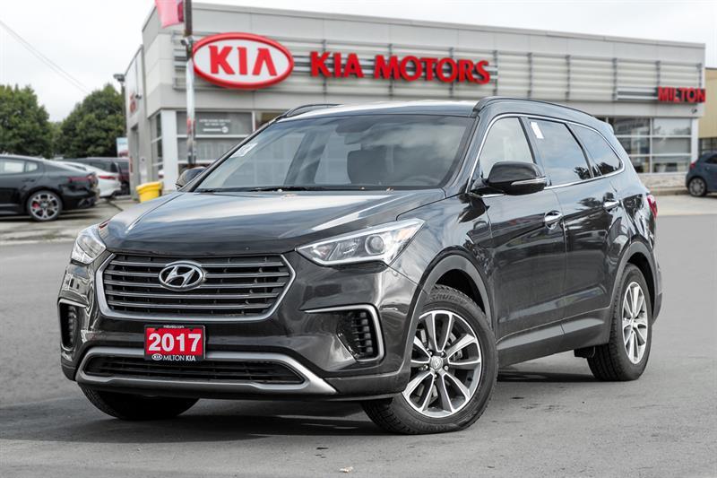 2017 Hyundai SANTA FE XL #P0020
