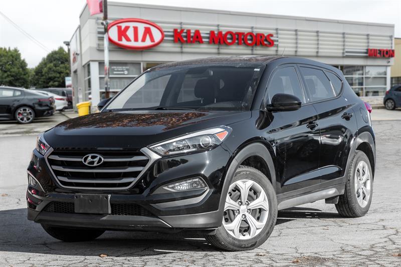 2017 Hyundai Tucson SE #034205A