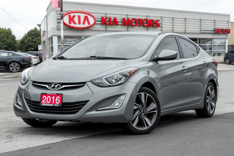 2016 Hyundai Elantra Sport #536482