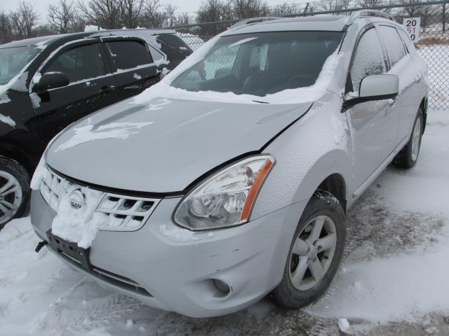 2013 Nissan Rogue AWD 4dr #1113-1-43