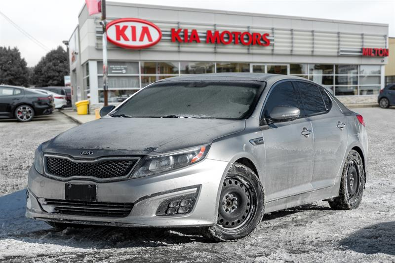 2014 Kia Optima SX Turbo #051676A