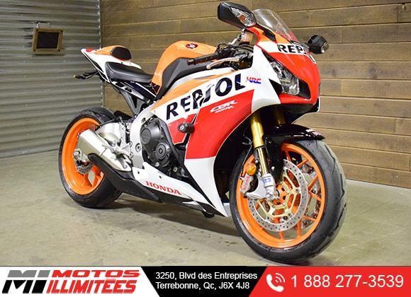 Honda CBR 1000RR Repsol 2016