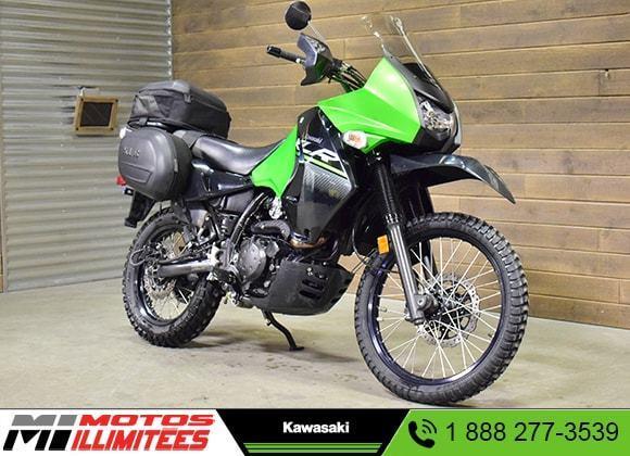 Kawasaki KLR650 2014