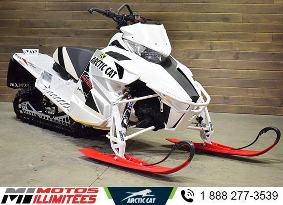 Arctic Cat M 800 Sno Pro Limited 153 2013