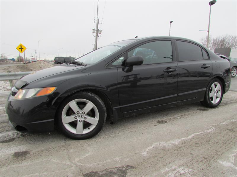 Honda Civic 2006 LX MAN. A/C CRUISE !!! #4165