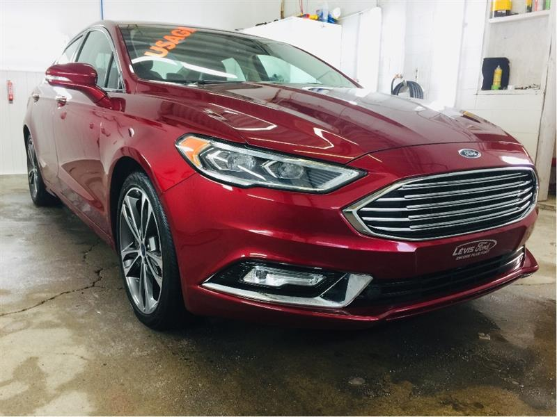Ford Fusion 2018 - #10112F