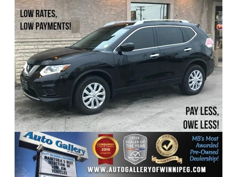 2016 Nissan Rogue S #23481