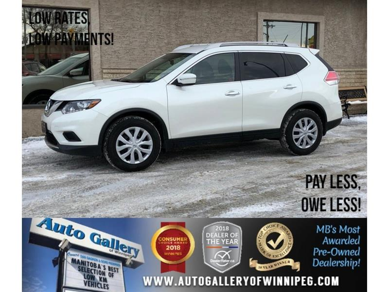 2015 Nissan Rogue S #23499