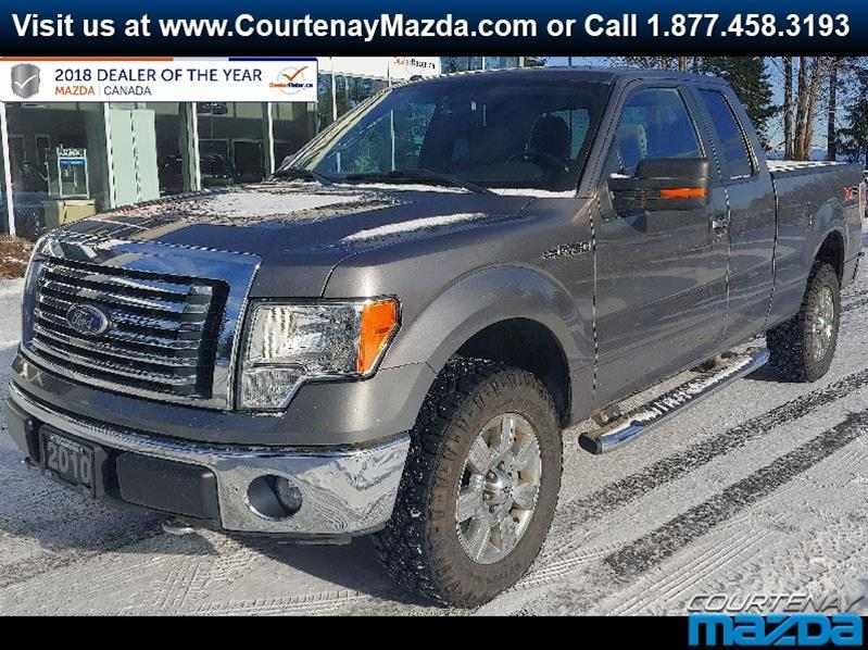 2010 Ford F150 XLT Supercab 4WD #P4729A