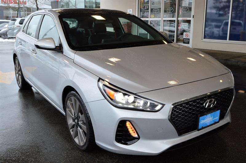 2018 Hyundai Elantra Gt Sport- DCT #EG3726