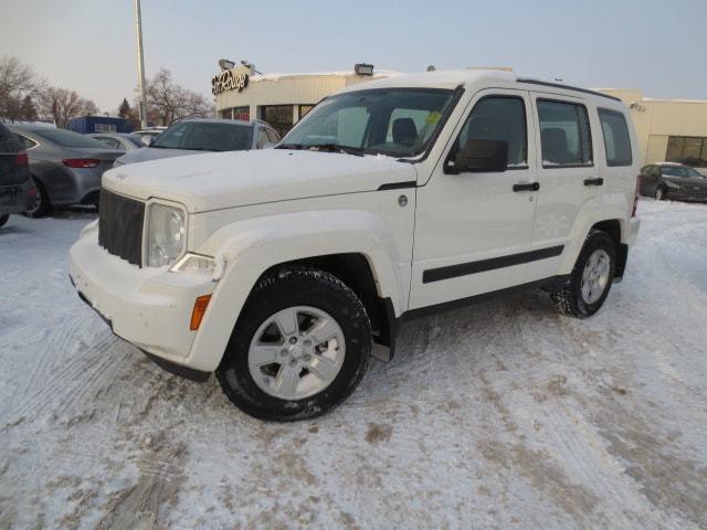 2009 Jeep Liberty Sport 4X4 #3848