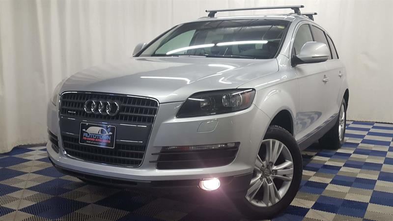 2009 Audi Q7 AWD/SUNROOF/HTD SEATS #LUX9AQ30091