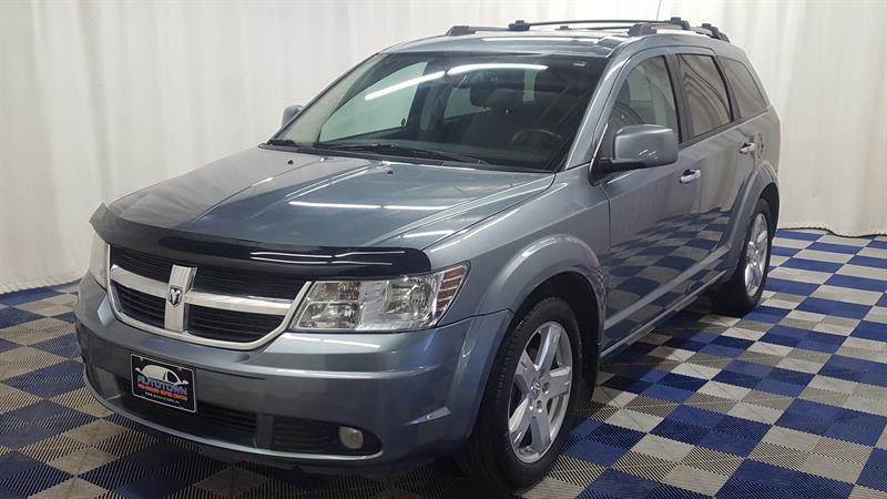 2010 Dodge Journey R/T/AWD/LEATHER/HTD SEATS/ #15HC06632A