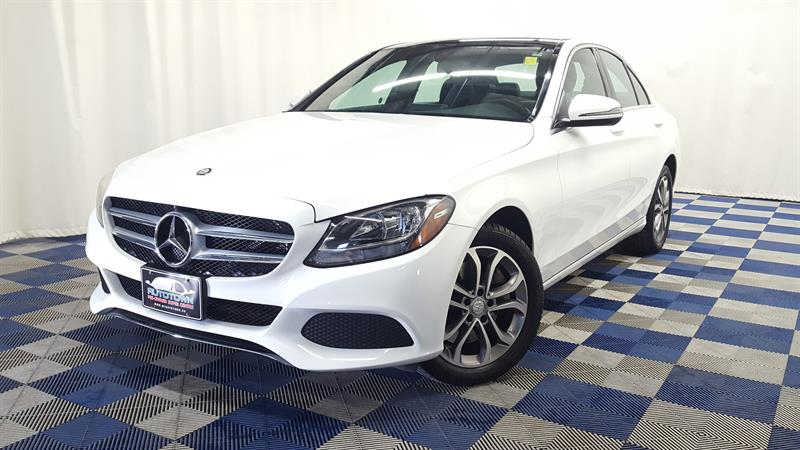 2016 Mercedes-Benz C-Class AMG/ NAV/LOW KMS!/BC CAR! #LUX16MC05743