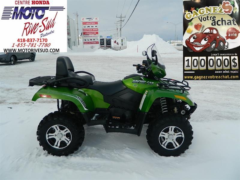 Arctic Cat TRV 700 2011 VTT #V1193