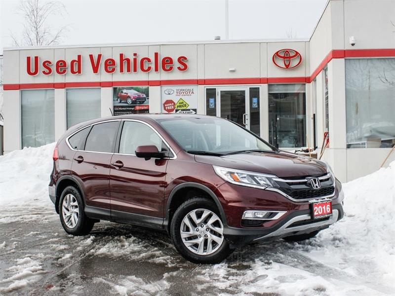 2016 Honda CR-V EX AWD   Sunroof   Alloys   H.Seats   R.Cam #P7845