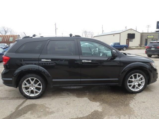 2013 Dodge Journey R/T AWD - LEATHER/BLUETOOTH/REMOTE START #3850