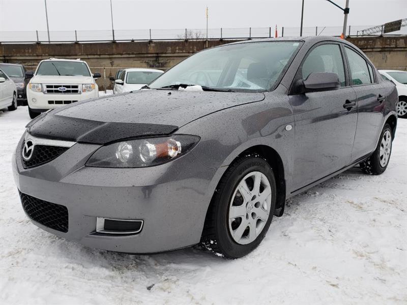 Mazda mazda3 2008 GX *Disponibilité limitée*/GS *Disponibilité limit #MD1589