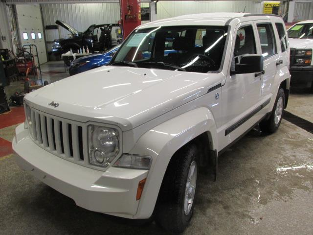 2010 Jeep Liberty 4WD 4dr #1114-2-6