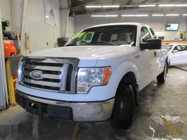 2009 Ford F-150 2WD SuperCab #1114-2-14
