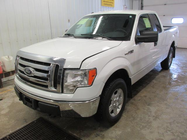 2011 Ford F-150 4WD SuperCab 145 #1114-2-42