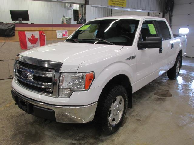 2013 Ford F-150 4WD SuperCrew #1114-2-58