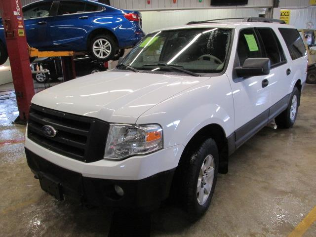 2010 Ford Expedition Max 4WD 4dr SSV #1114-2-86