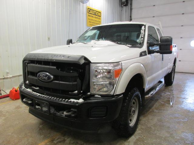2015 Ford Super Duty F-250 SRW 4WD SuperCab #1114-2-98