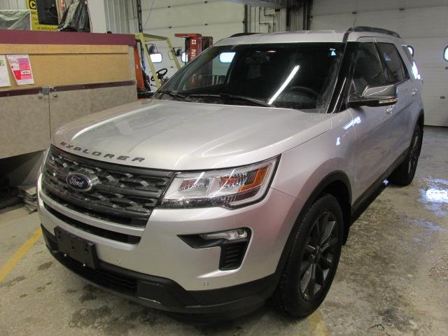 2018 Ford Explorer XLT 4WD #1114-4-54