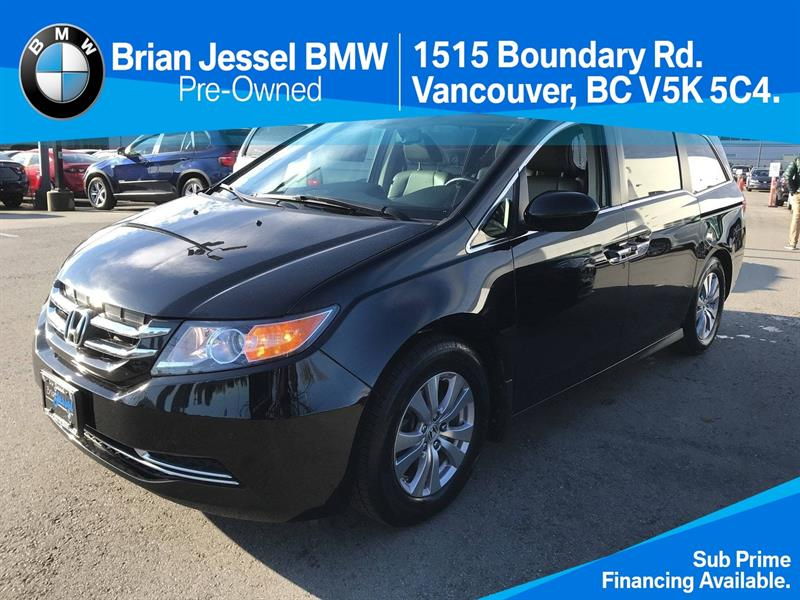 2014 Honda Odyssey EX-L NAVI #BP7559