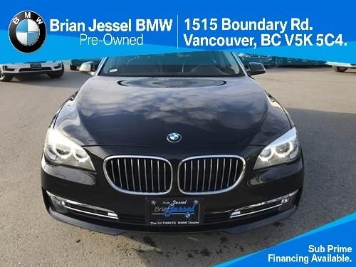 2013 BMW 7 Series 740Li xDrive (A8) #BP681510