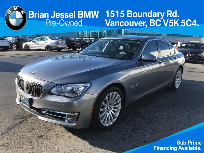 2014 BMW 7 Series 750i xDrive - #BP7622